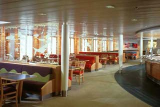 Islands Cafe and the Grill on Celebrity Century