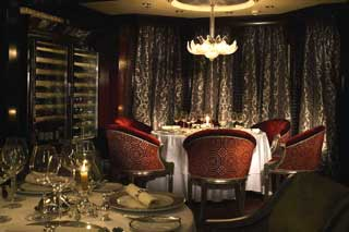 Murano Specialty Restaurant on Celebrity Century