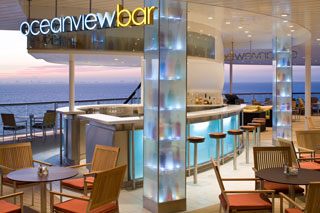 Oceanview Cafe & Bar on Celebrity Solstice