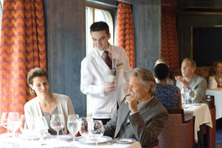 As You Wish® Dining on Prinsendam