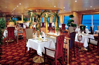Le Bistro French Restaurant on Norwegian Sun