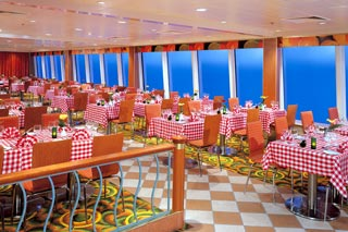 La Cucina on Norwegian Star
