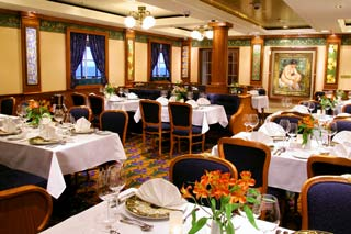 Le Bistro on Norwegian Dawn
