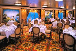 La Cucina on Norwegian Dawn