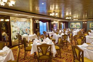Le Bistro French Restaurant on Norwegian Jewel