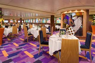 Azura Main Dining Room on Norwegian Jewel