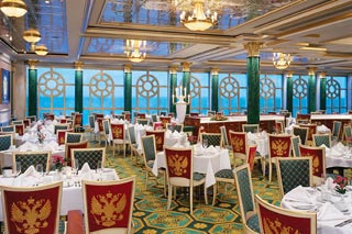 Tsar's Palace on Norwegian Jewel