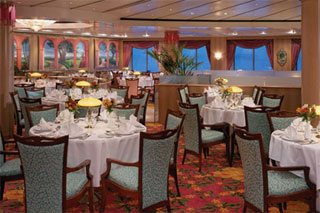 Palace Main Dining Room on Norwegian Sky