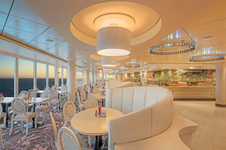 Garden Cafe on Norwegian Epic