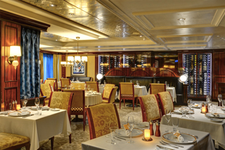 Le Bistro on Norwegian Epic