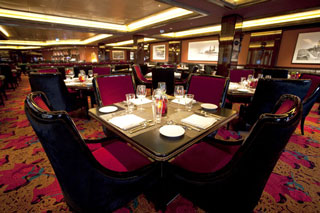 Moderno Churrascaria on Norwegian Dawn