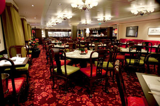 Shanghai's Chinese Restaurant on Norwegian Epic