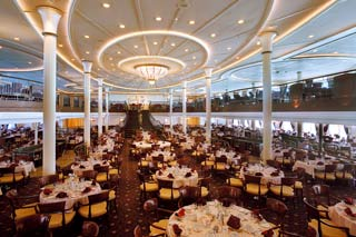 My Fair Lady Dining Room on Enchantment of the Seas