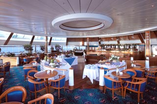Windjammer Café on Enchantment of the Seas