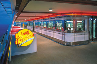 Johnny Rockets on Explorer of the Seas