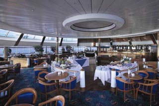 Windjammer Café on Grandeur of the Seas