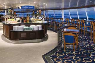 Windjammer Café on Legend of the Seas