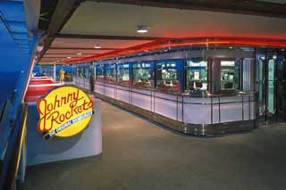 Johnny Rockets on Majesty of the Seas