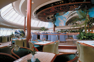 Windjammer Café on Splendour of the Seas