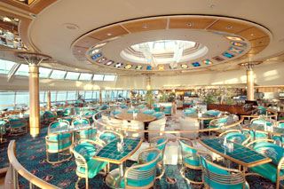 Windjammer Café on Vision of the Seas
