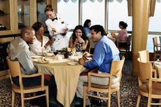 Chef's Table on Vision of the Seas