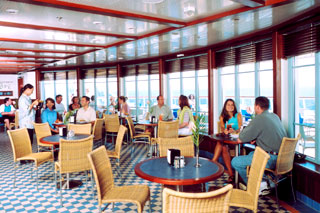 Giovanni's Table on Vision of the Seas
