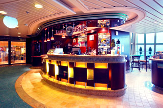 Café Latte-tudes on Serenade of the Seas