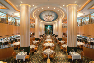 Tides Dining Room on Jewel of the Seas