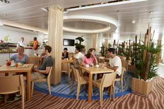 Vitality Cafe on Oasis of the Seas
