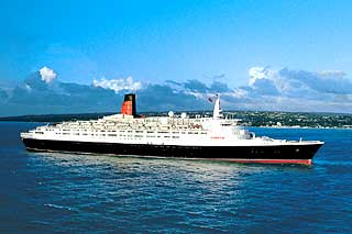 Queen Elizabeth 2 (RETIRED)