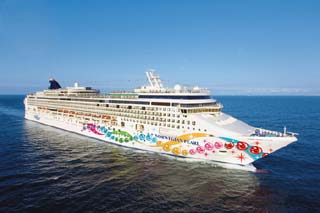 Norwegian Pearl , Norwegian Cruise Line