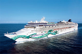 Norwegian Jade, Norwegian Cruise Line