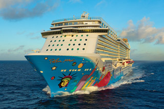 Norwegian Breakaway, Norwegian Cruise Line