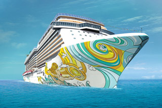 Norwegian Getaway, Norwegian Cruise Line