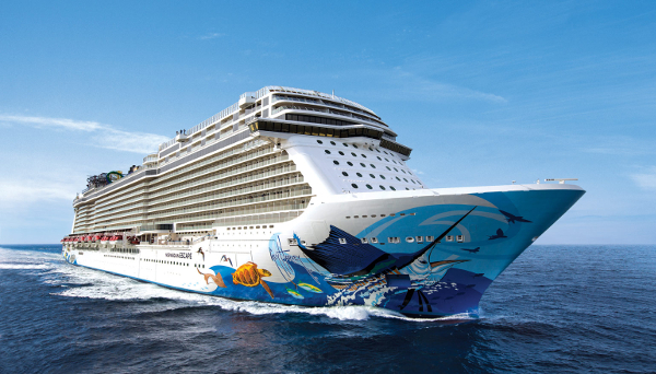 Norwegian Escape,