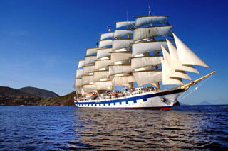 Royal Clipper (RETIRED)