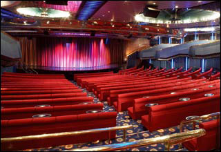 Celebrity Theater on Celebrity Silhouette