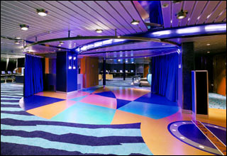 Youth Playrooms on Monarch of the Seas