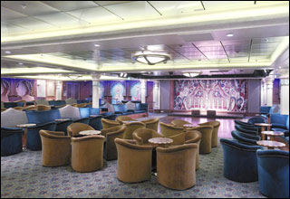 Main Lounge on Voyager of the Seas