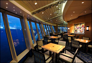 Cloud Nine on Explorer of the Seas