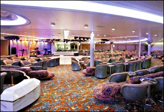 Paint Your Wagon Lounge on Majesty of the Seas