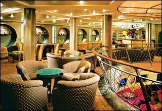 Champagne Bar/Martini Bar on Celebrity Century