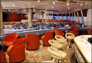 The Circuit Lounge on Monarch of the Seas