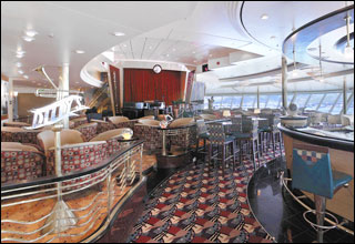 Jazz Lounge on Explorer of the Seas