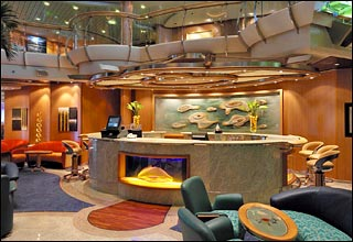 Lobby Bar on Serenade of the Seas