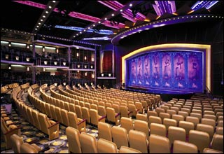 Metropolis Theatre on Navigator of the Seas