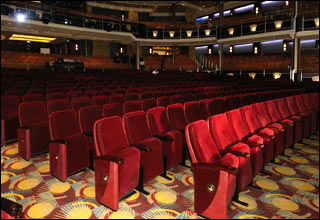 Arcadia Theater on Freedom of the Seas