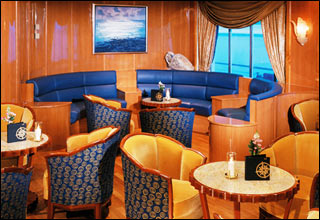 Ocean Bar on Prinsendam