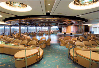 Main Lounge on Vision of the Seas