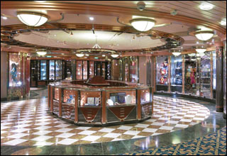 Perfume Shop on Voyager of the Seas